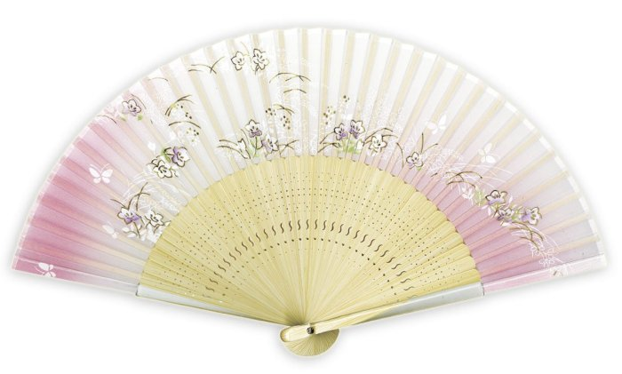 Japanese_Traditional_Silk_folding_fan_Clear_Silk700