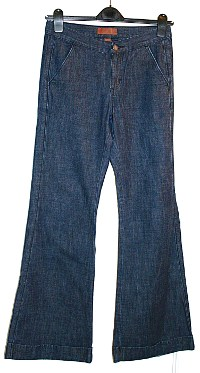 Wide Leg Trouser Jeans by Lee